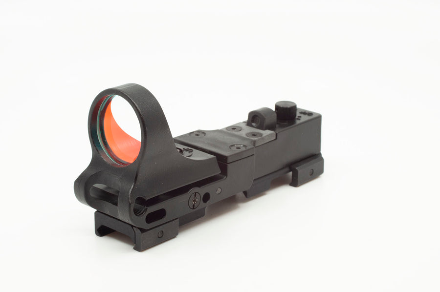 C-More Railway Red Dot Sight