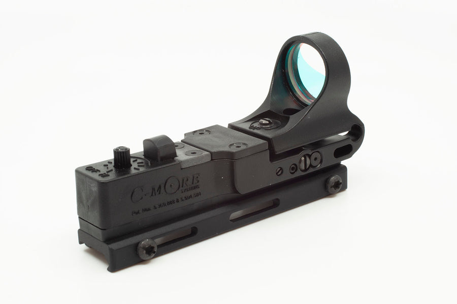 C-More Tactical Railway Red Dot Sight