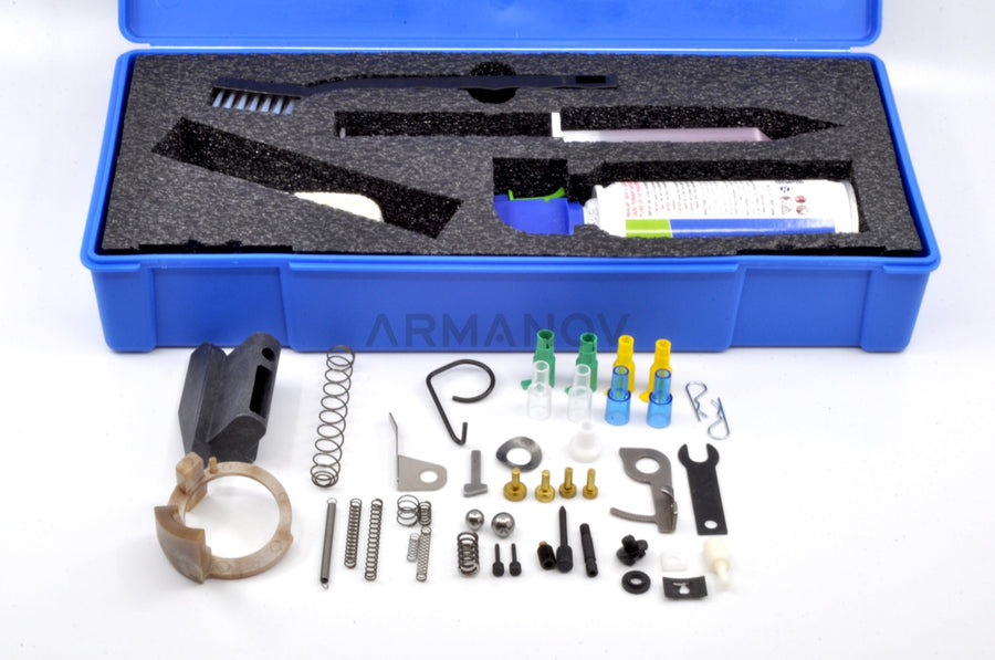Maintenance and Spare Parts for Dillon XL650