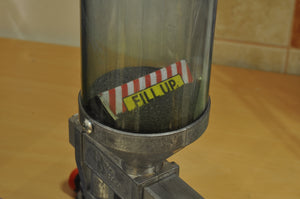 Powder Baffle with Visual Alarm for Dillon Powder Measure