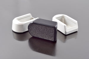 Armanov Maxxxgrip base pads in black and white