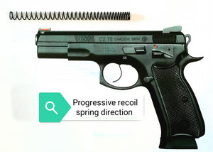 Spring Set for Lighter Trigger Pull