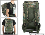 Military Army Outdoor Backpack Bag