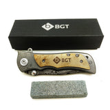 BGT K7 - Folding Pocket Knive