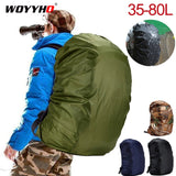 35-80L Waterproof Backpack Rain Cover