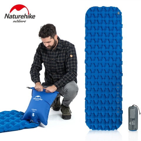 Naturehike Inflatable Mattress Ultralight Sleeping Pad