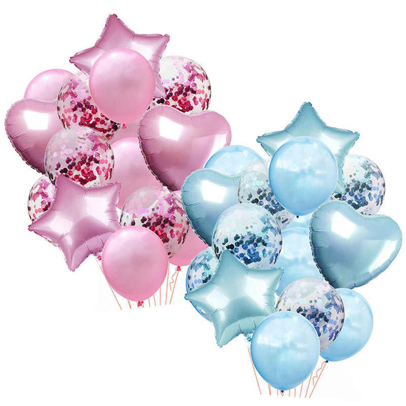 Baby Shower/Gender Reveal Balloon Packages!