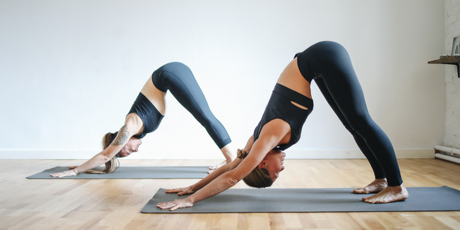 Choosing the right eco friendly yoga mat