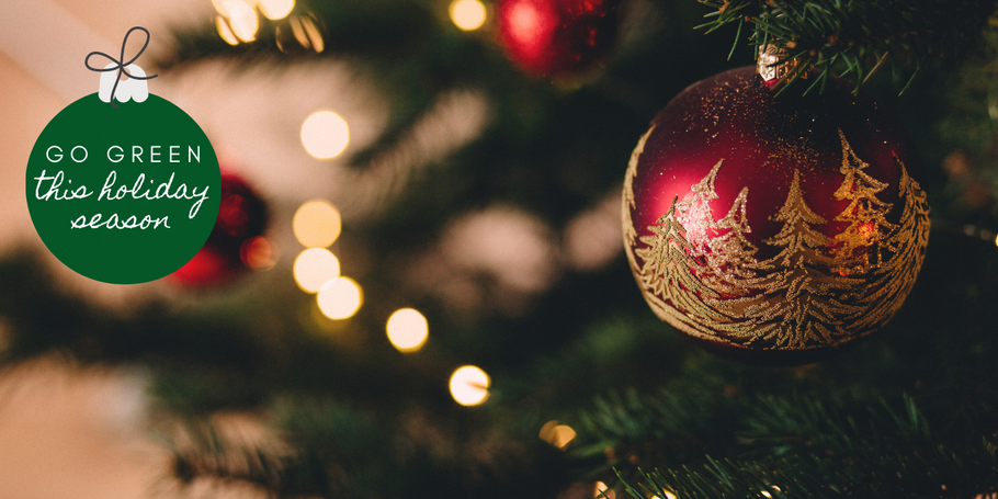 Green Christmas: The 5 Easiest Ways to Have an Eco Friendly Christmas
