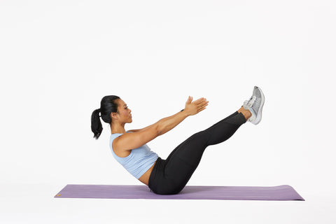 V Sit Ab Exercise - Terra Active