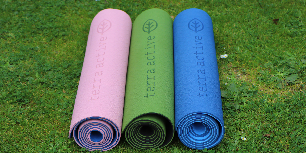 eco yoga mats Terra Active