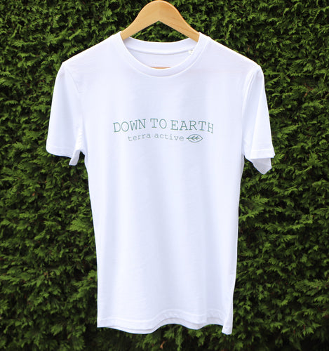 Down to Earth Eco T-shirt - Terra Active
