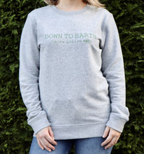 Load image into Gallery viewer, Down to Earth Eco Friendly Organic Cotton Sweater Gray - Terra Active
