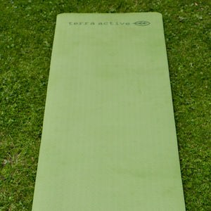 Terra Natura - Green Eco Friendly Yoga Mat - Terra Active