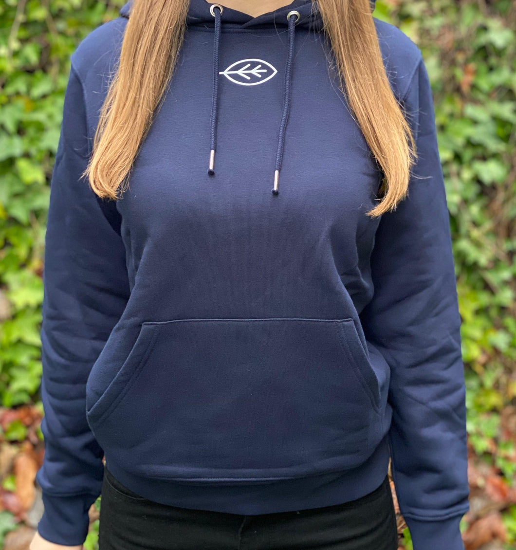 Navy New Leaf Eco Sweater Terra Active