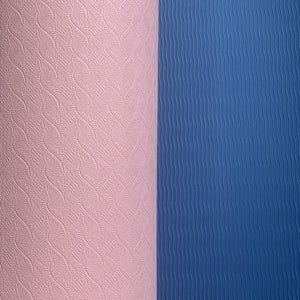 Terra Rosea - Pink Eco Friendly Yoga Mat - Terra Active