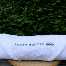 Load image into Gallery viewer, Eco Workout Towel Organic cotton - Terra Active