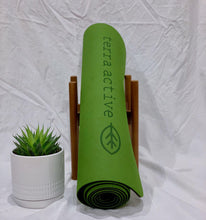 Afbeelding in Gallery-weergave laden, Terra Natura - Green Eco Friendly Yoga Mat - Terra Active