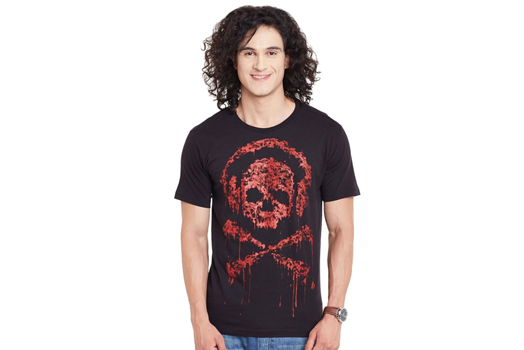 Inject the Skull and Bones to your Wardrobe with Punk