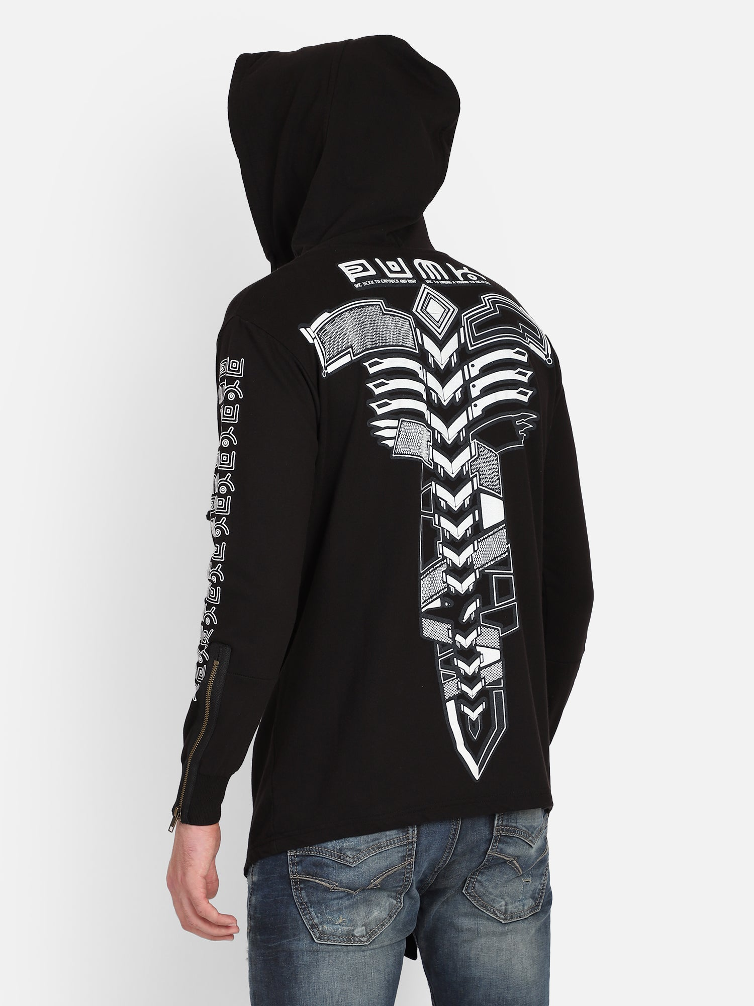 Fashion Hoodies & Sweatshirts For Men | Punk
