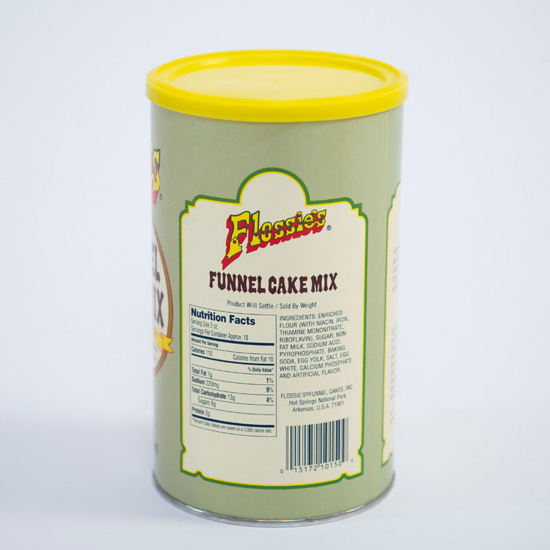 Flossie's Original Funnel Cake Mix