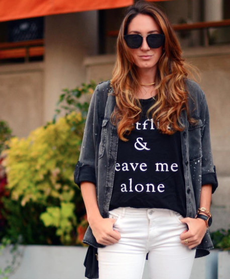 What To Wear with Graphic Tees To Make Them Trendy AF