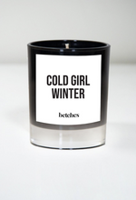 Cold Girl Winter Candle
