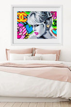 Chanel Bardot Wall Art