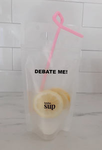 Election Day-Drink Pouches