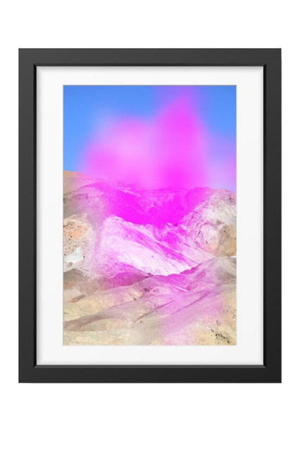 Death Valley Volcano 3 Wall Art