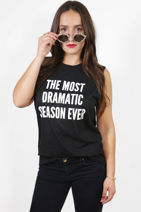 Most Dramatic Season Ever Tank