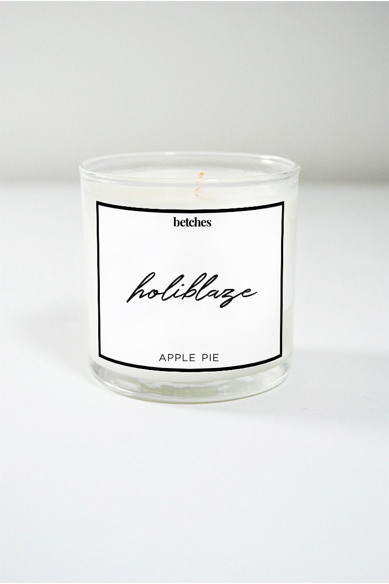 Holiblaze Candle