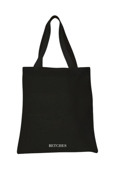 Hold This For A Sec? Shopper Tote