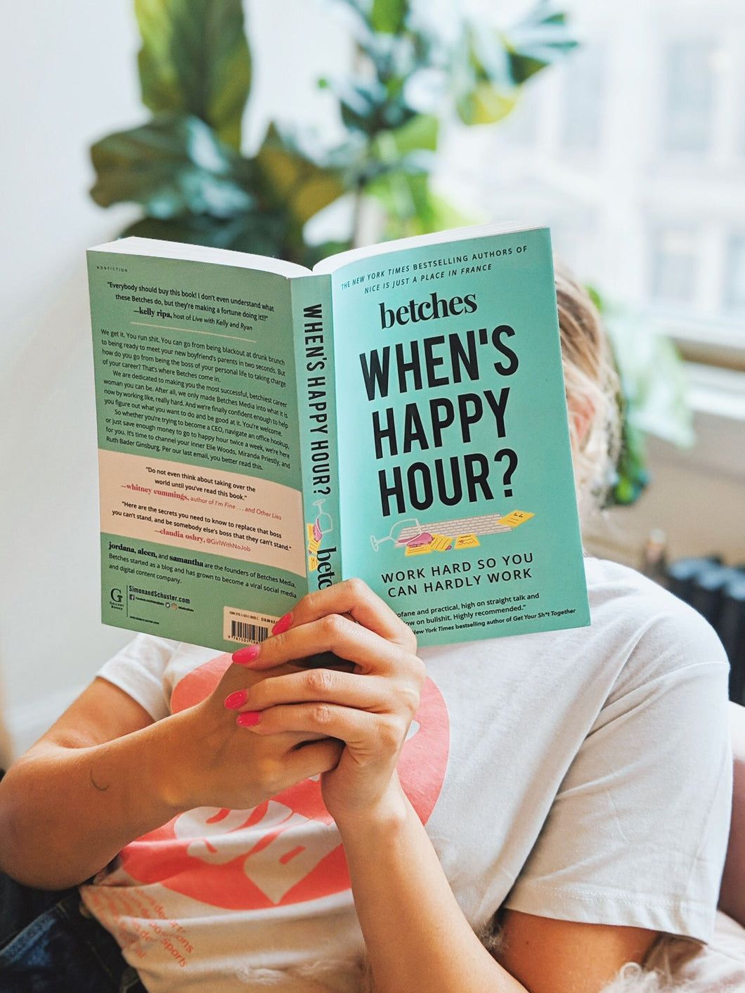 When's Happy Hour?: Work Hard So You Can Hardly Work Paperback