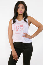 Bride Or Die Basic Women's Tank