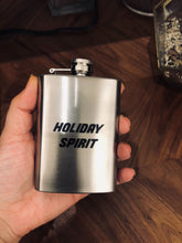Holiday Spirit Flask
