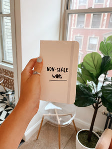 Non-Scale Wins Notebook