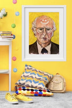 Larry David Wall Art