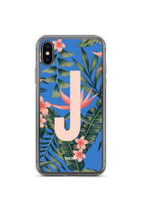 Personalized Floral Phone Case