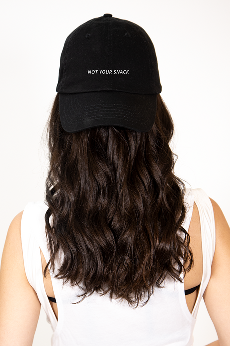 Not Your Snack Hat