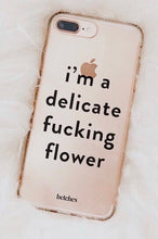 Delicate Fucking Flower Phone Case