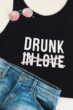 Drunk In Love Cropped Tank