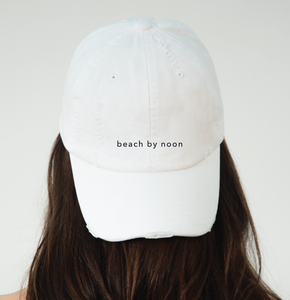 Beach By Noon Hat