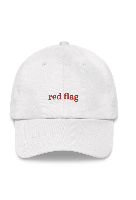 Red Flag Hat