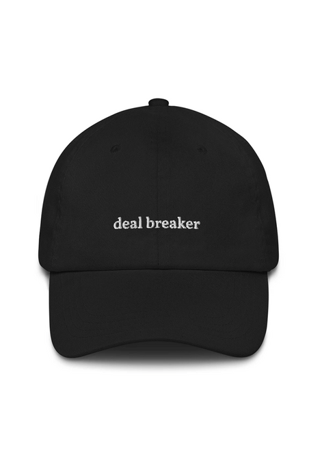 Deal Breaker Hat