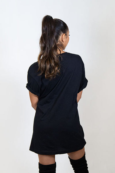 Ariana Oversized T-shirt Dress
