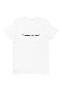 Cuomosexual Tee