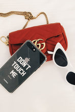 Don't Touch Me Phone Case