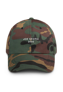 Joe Exotic 2020 Hat