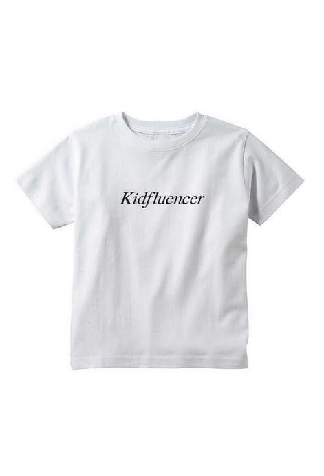 Kidfluencer Kids Tee